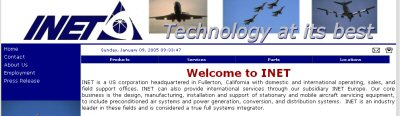 Inet Airport Systems